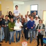 Rotarier im Kinderschutz-Zentrum
