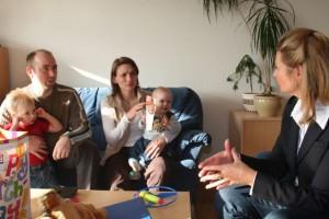 Aufsuchende Familientherapie