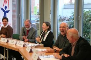 Plenum des Fachtags 2012