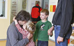 Begleiteter Umgang mit Kindern
