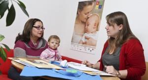 KinderWillkommensbesuch
