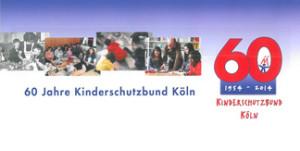 Broschüre 60 Jahre Kinderschutzbund Köln
