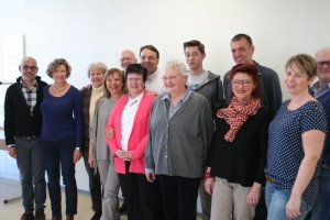 Team ehrenamtliche FamilienPartner