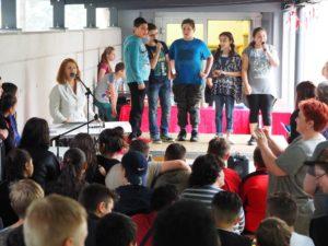 Kulturprogramm an der Martin-Cöllen-Schule