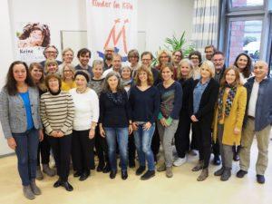 Das Team des Kinderschutzbundes Köln