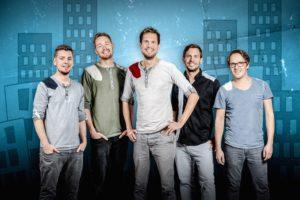 Die Kölner Band MILJÖ