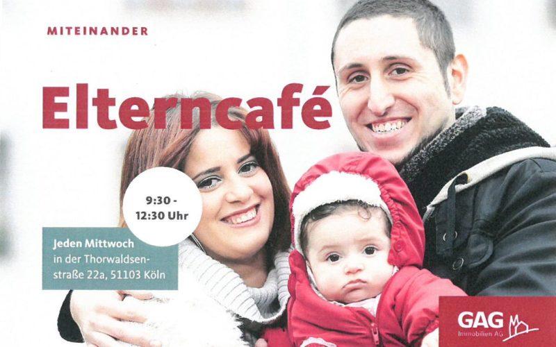 Elterncafé der GAG in Kooperation mit dem Kinderschutzbund Köln