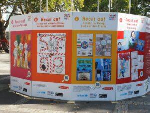 Poster zu den Kinderrechten